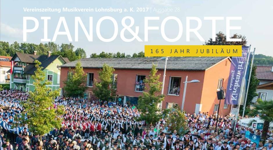 Die neue Vereinszeitschrift für das Jahr 2017!